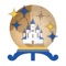 Merlin's Magic Map is a real-time touring plan with current and and historical wait times for Walt Disney World amusement park, including Magic Kingdom, Epcot, Disney Hollywood Studios, and Animal Kingdom