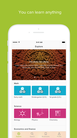Khan Academy On The App Store