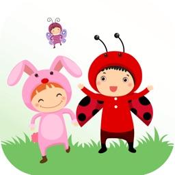 Animal Kids Memories Game