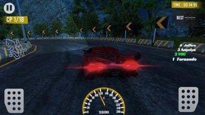 Night Race - 山岳高速リアルなスポーツカーレースのおすすめ画像4