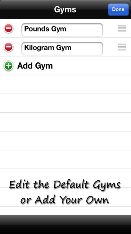 Gym Coach - Barbell Plate Loading Calculator screenshot-3