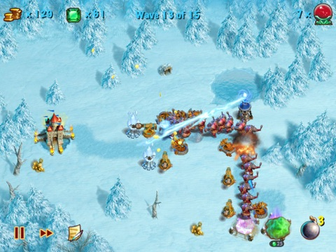 Towers N' Trolls Screenshot 2