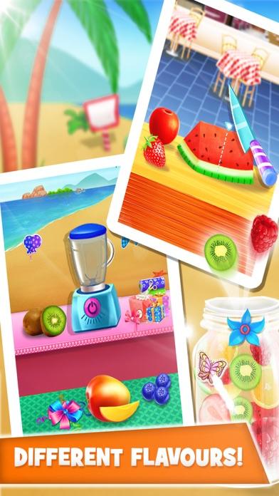 Kinder Kuchen Maker Food Kochen Spiele für MädchenScreenshot von 4