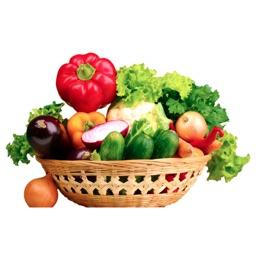 Best Vegetables Stickers!