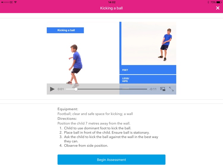 Movement Assessment Tool