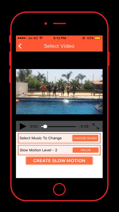 FX Editor : Video To Reverse, Slow Motion, Mp3 screenshot 4