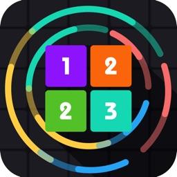 Merged Numbers! - Blocks puzzle