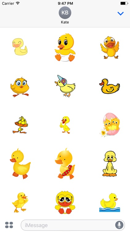 DuckDuck - Awesome Emoji And Stickers