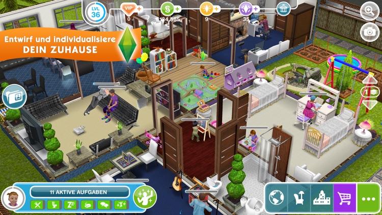 Die Sims™  FreePlay screenshot-4