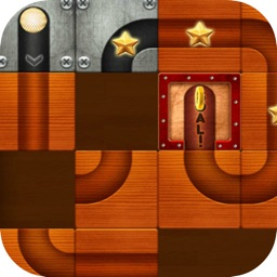 Slide n Roll - Unblock Puzzle