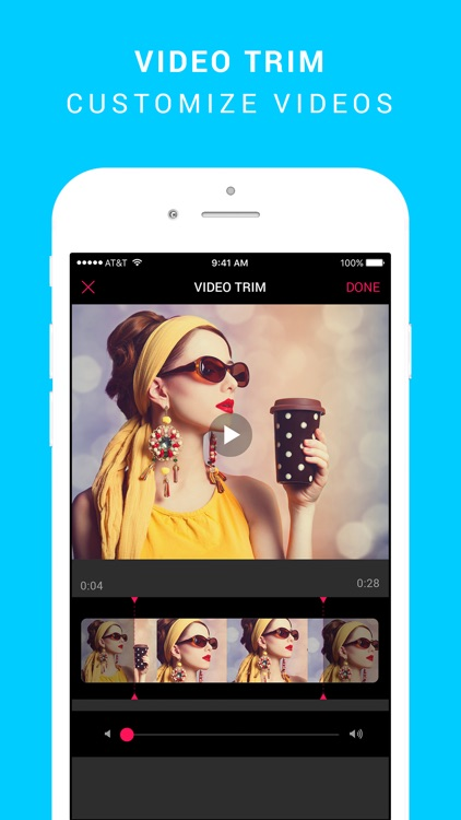 Video Editor - Add Music to Video & Movie Maker