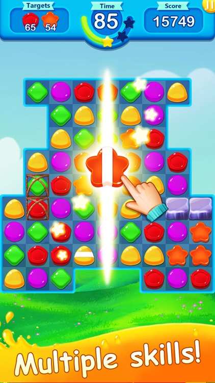 Candy Match Swap screenshot-3