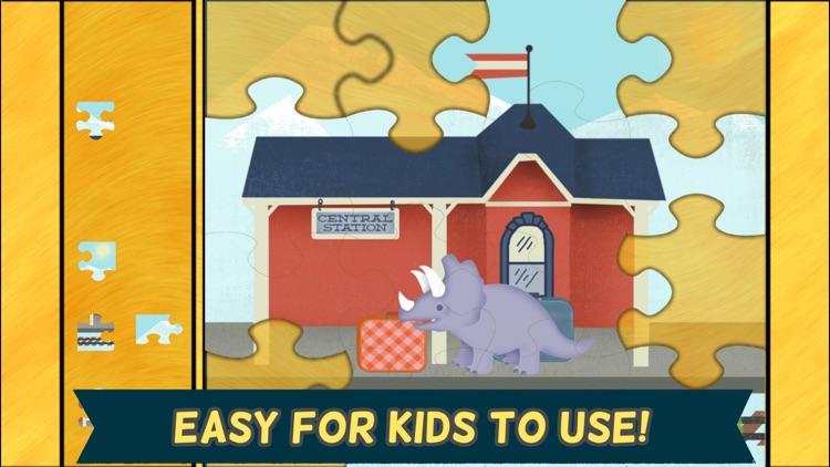 Dinosaur Games for Kids: Education Edition