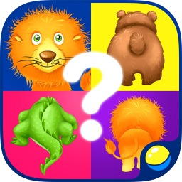 Animal Flashcards - Educational Games for Toddlers