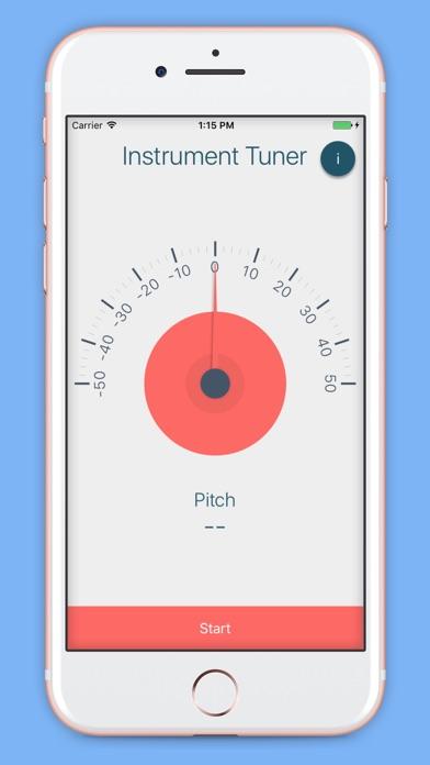 instuner instrument tuner app download android apk. Black Bedroom Furniture Sets. Home Design Ideas