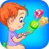 Baby Mobile Phone - nursery rhymes game