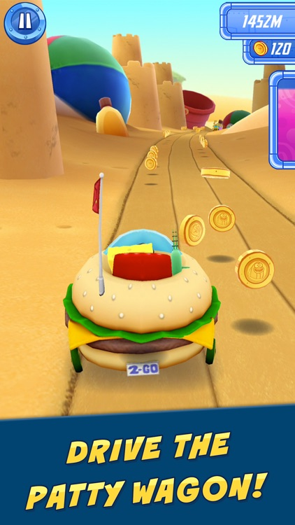 SpongeBob: Sponge on the Run screenshot-4