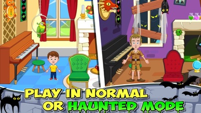 My Town : Haunted House Screenshots