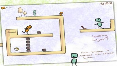 Boxman Adventure - Escape Puzzle Game screenshot two