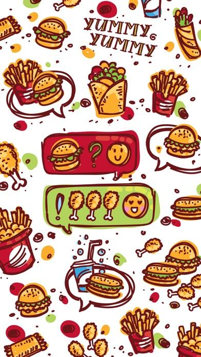 Fast Food Doodles App Price Drops