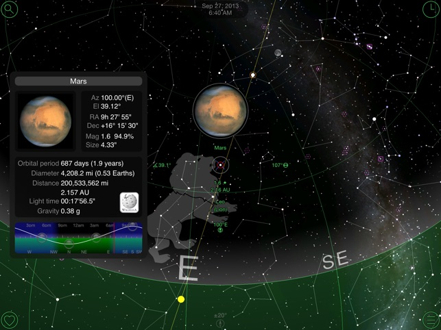 Goskywatch planetarium ipad on the app store