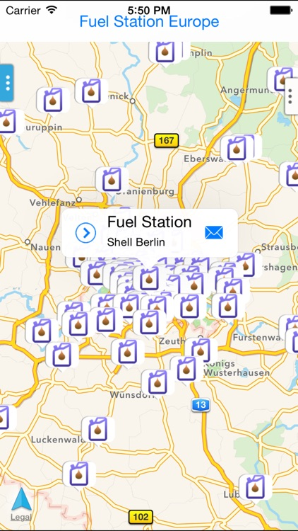 Fuel Station Europe screenshot-0
