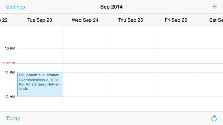 Contactical - Calendar for Vtiger CRM