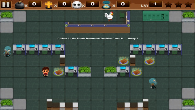 Pizzaboy Vs Zombie screenshot-3