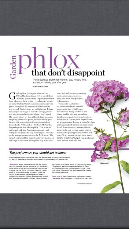 Fine Gardening Magazine screenshot-3