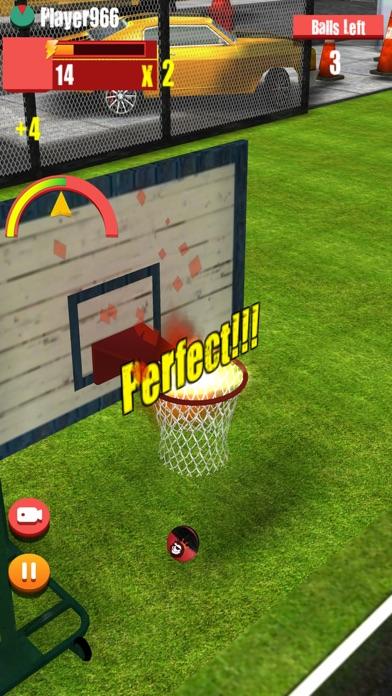 Street basketball-basketball shooting games screenshot three