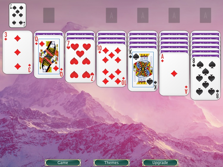 Solitaire for iPad