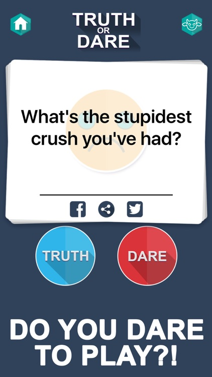 Truth questions dare text or sex over