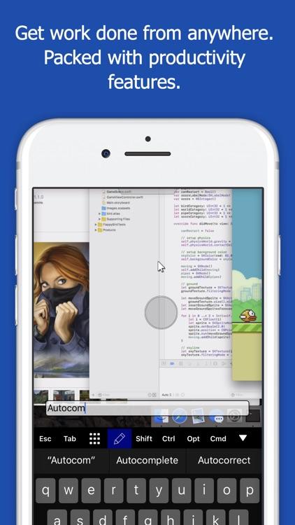 Jump Desktop (RDP, VNC, Fluid) screenshot-3