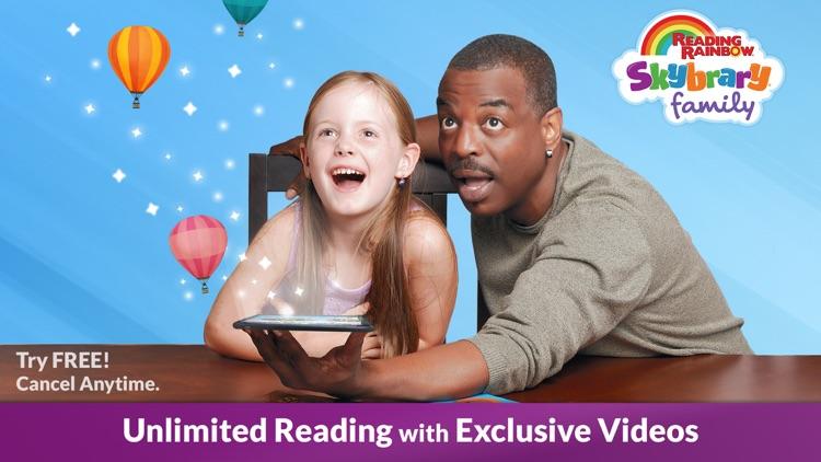 Reading Rainbow Skybrary Family