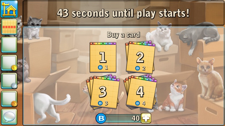 Bingo Cats screenshot-2