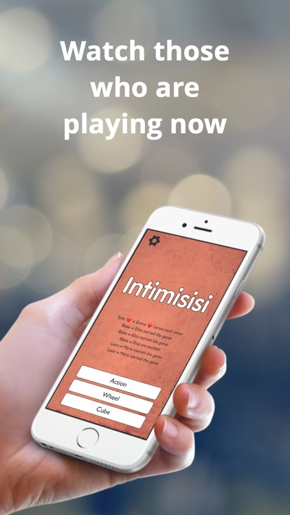 Intimisisi - Sex game for Adult Couple!