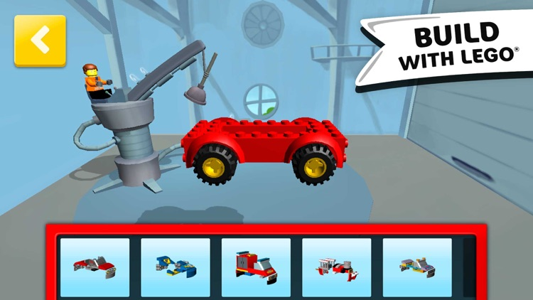 LEGO® Juniors Create & Cruise screenshot-0