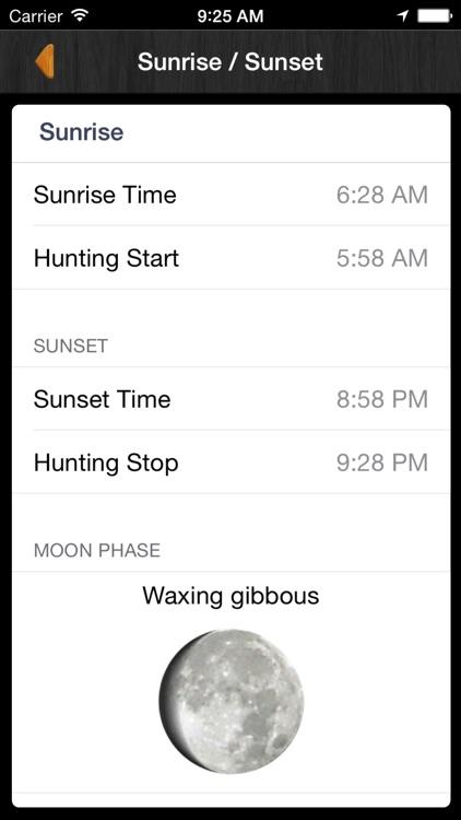iHunter Alberta screenshot-3