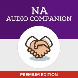 NA Audio Companion Clean Time 12 Steps App
