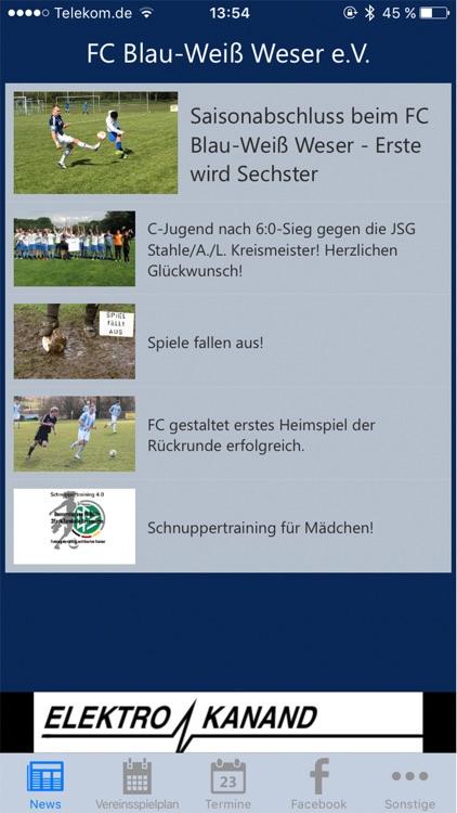 FC Blau-Weiß Weser