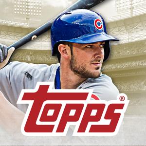 MLB BUNT: Baseball Card Trader app