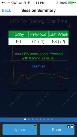 Primal blueprint primalbeat hrv on the app store malvernweather Choice Image