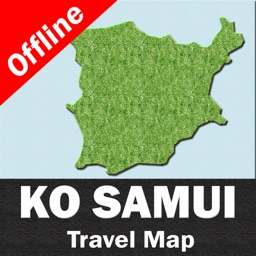 KO SAMUI – GPS Travel Map Offline Navigator