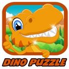 dinosaur - parque de los dinosaurios rompecabezas icon