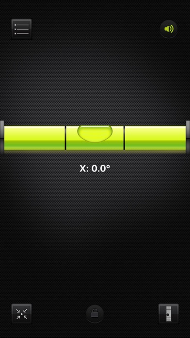 Screenshot for Pocket Bubble Level XXL in Ukraine App Store