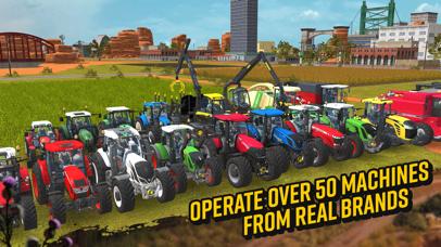 Farming Simulator 18 app image