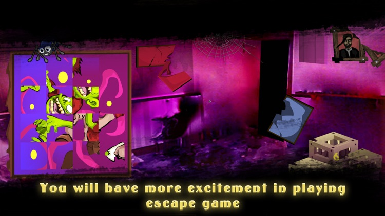 Can You Escape From The Old Zombie House?