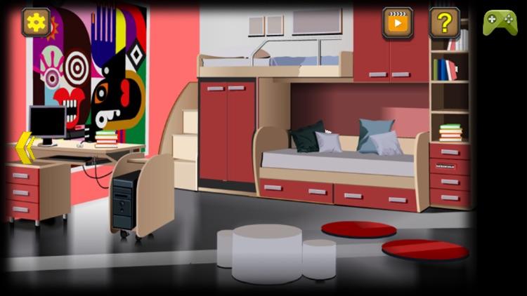 Escape Challenge 16:Escape the red room games