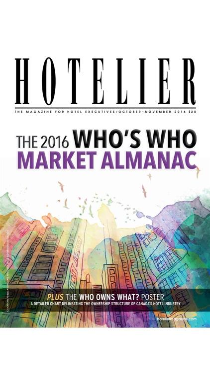 Hotelier Magazine screenshot-4