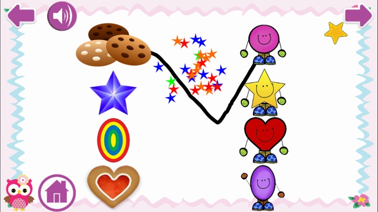 Baby Girl Laugh & Learn Shapes Colors ABC Games screenshot-3